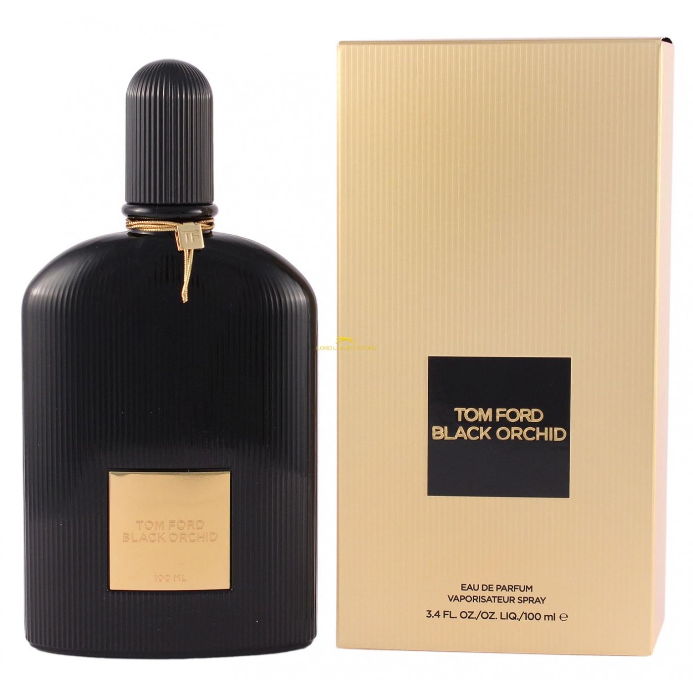 tom ford black orchid eau de parfum 100ml ebay. Black Bedroom Furniture Sets. Home Design Ideas