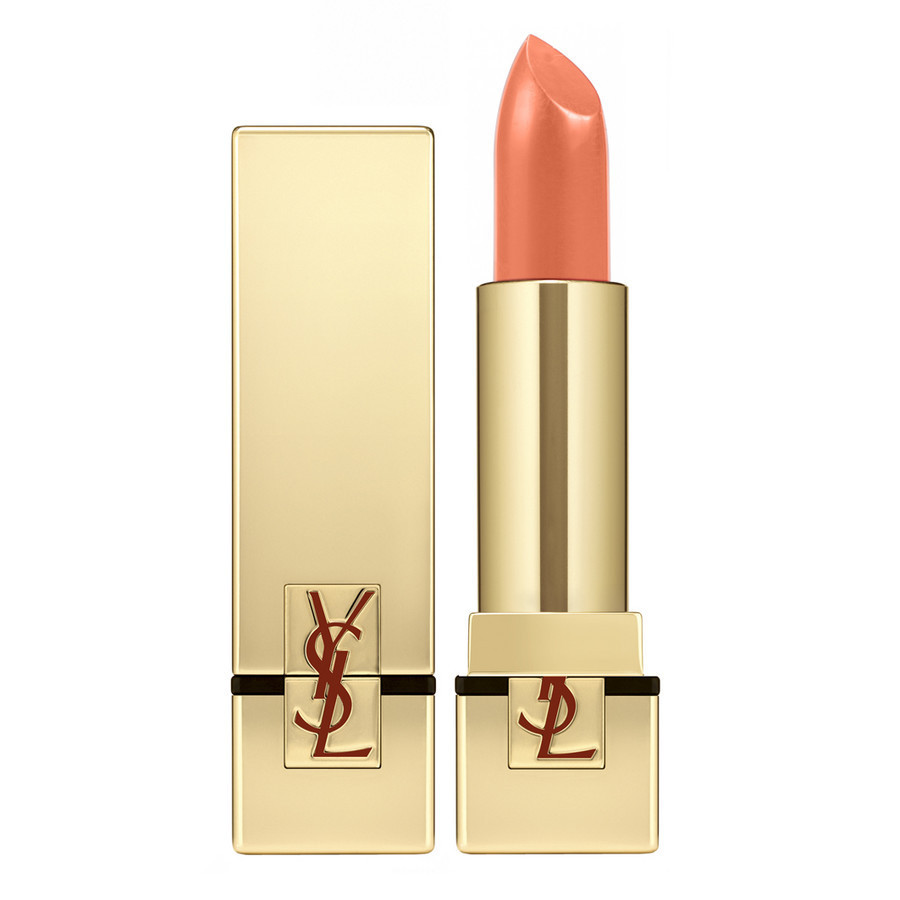 Rossetto Saint Rouge Corail Couture Poetique N Laurent Pur 23 Yves rtshQdCx