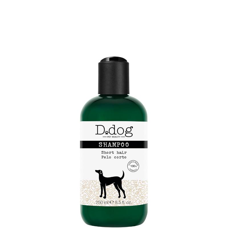 D-DOG SHAMPOO - SHORT HAIR PELO CORTO 250ML