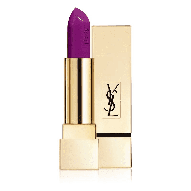 Couture Purple 81 Yves Collector Rouge Pur Yconic Saint Rossetto 35ARL4j
