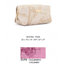 MEDIUM BEAUTY CASE CICLAMINO