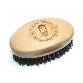 Spazzola per Barba Grande Ovale in legno