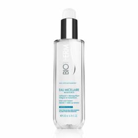 Biosource eau micellaire demaquillante - acqua detergente viso 200 ml biotherm