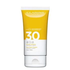 crème solaire crema solare corpo spf 30 150 ml
