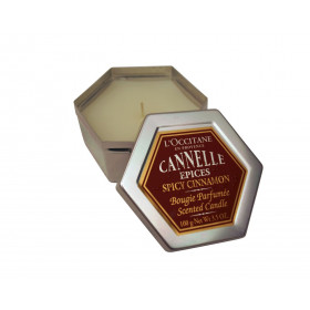 Cannelle Epices Spicy Cinnamon Scented Candle 100GR