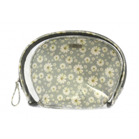 SET POUCH GRIGIO BEAUTY SAVOIA ART. 48978