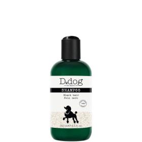 D-DOG SHAMPOO - BLACK HAIR PELO NERO 250ML