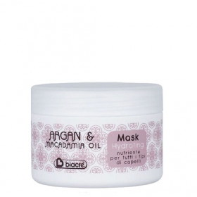 ARGAN & MACADAMIA OIL MASK HYDRATING 500ML