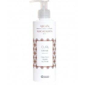 argan & macademia curl cream 200 ml