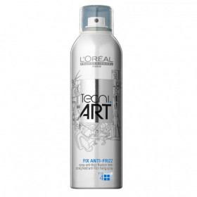 tecniart professionale fix anti-friz lacca forte 250 ml