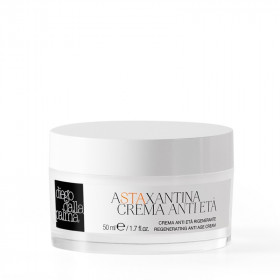 CREMA ANTI ETÀ RIGENERANTE ALL'ASTAXANTINA 50ML