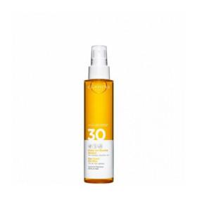 huile en brume olio solare corpo e capelli spf 30 150 ml