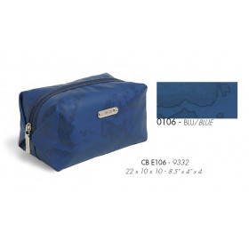 MEDIUM BEAUTY CASE GOMMATO 0106 BLU