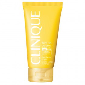 CREMA SOLARE VISO CORPO Clinique Sun Line Face Body / Cream SP F15