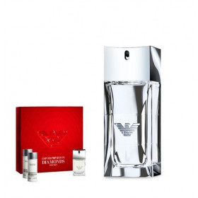DIAMONSD  MEN COFFRET 50ML
