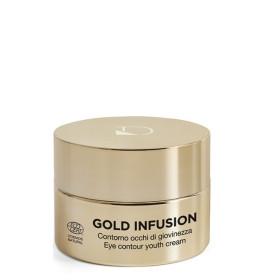 GOLD INFUSION CONTORNO OCCHI 15ml