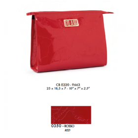 MEDIUM TRAVEL CASE ROSSO