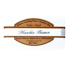 MUSCHIO BIANCO SAPONE ADDOLCENTE 150G