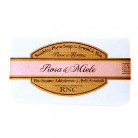 ROSA & MIELE PHYTO SAPONE ADDOLCENTE 150G