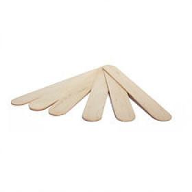 spatole depilazione in legno 100 pz