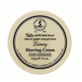 SHAVING CREAM BOWL - CREMA DA BARBA ST. JAMES 150GR
