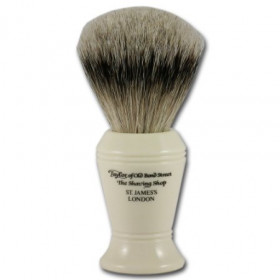 SHAVING BRUSH BADGER LARGE Pennello in tasso Grande