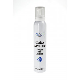 color mousse argento 200 ml
