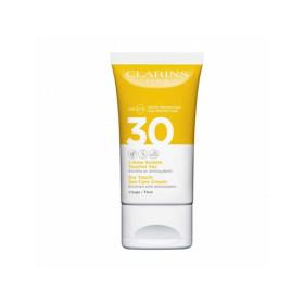 crema solare viso tocco secco spf 30 protezione 50 ml