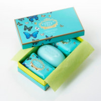 PORTUS CALE BUTTERFLY SAPONI 3 X 150G