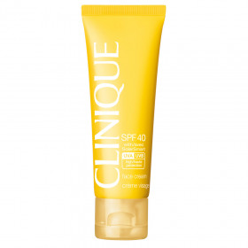CREMA SOLARE VISO Clinique Sun Care Face Cream SPF 40